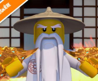 Ninjago - S2 E13 : L'avènement du maître du Spinjitzu