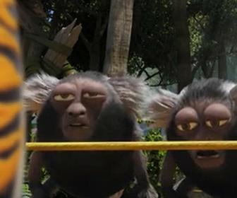 Les as de la jungle à la rescousse - S3 E24 : L'enrhumé des douze singes