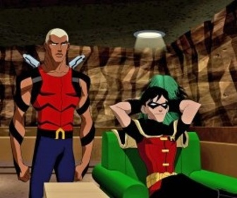 Young Justice - S1 E8 : Temps mort